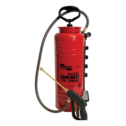 Chapin Red Dripless Head Sprayer