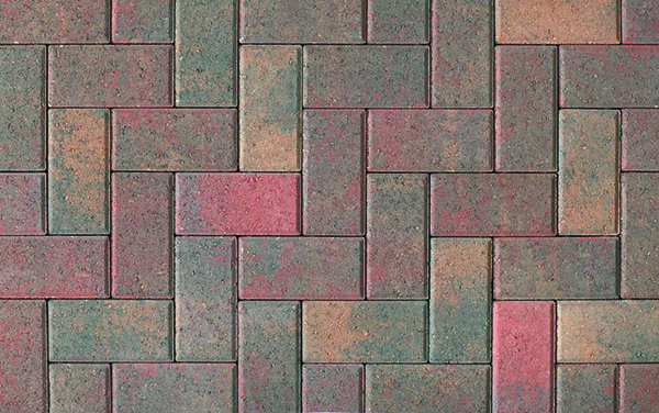 Holland Pavers Autumn Red