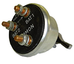 Crafco Battery Selector Switch