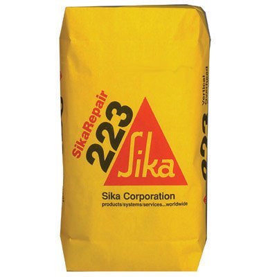 Sika Repair Mortar 223, 50 Lb