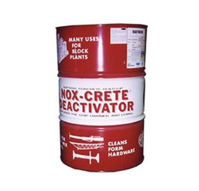 Nox-Crete Deactivator 55 Gallon Drum