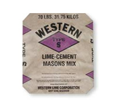 Mortar Cement Western, S