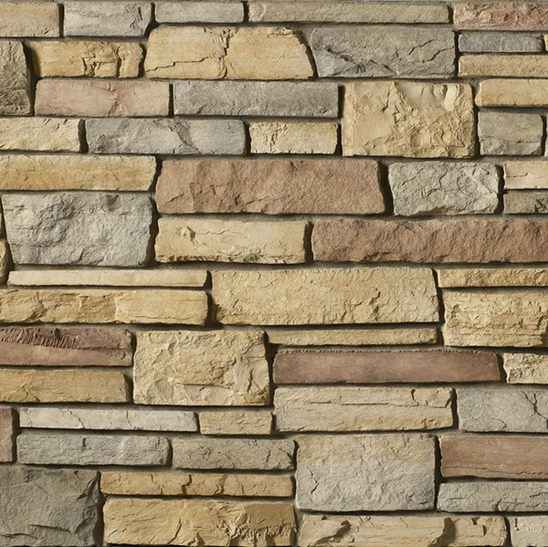 Cultured Stone Country Ledgestone- Caramel