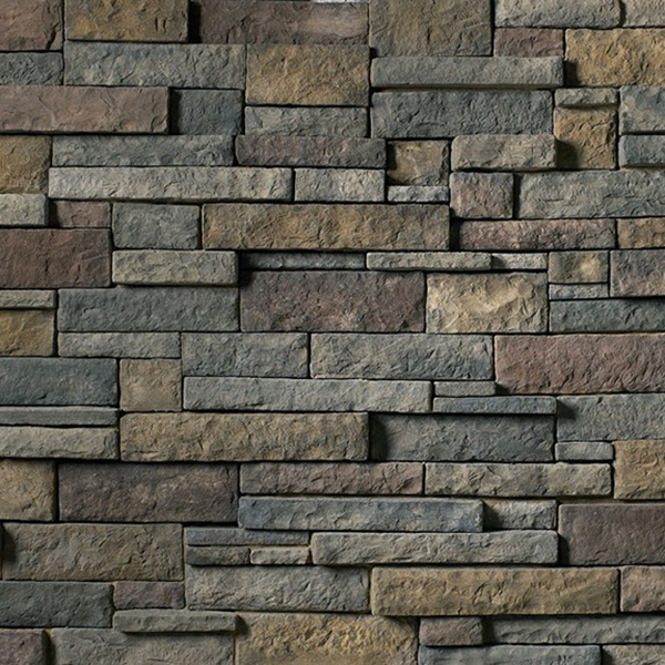 Cultured Stone Dry stack - Suede