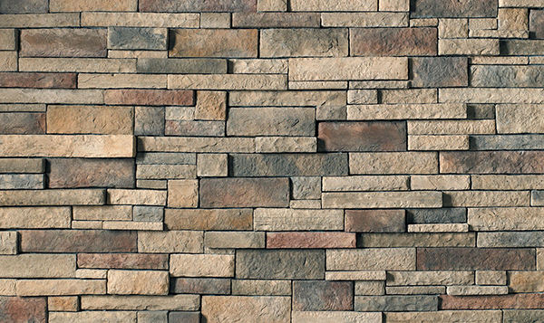 Cultured Stone Dry stack, Chardonnay