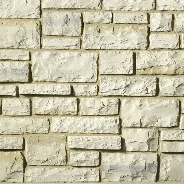 Cultured Stone Cobblefield-Texas Cream