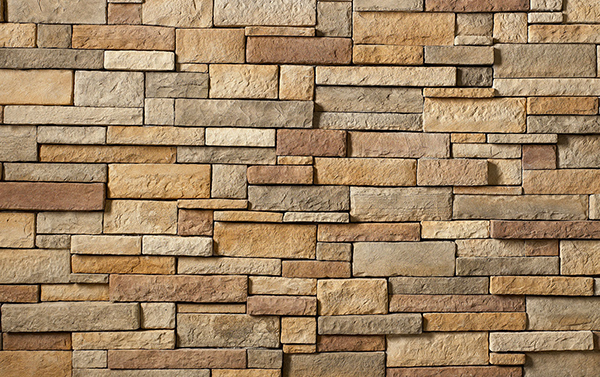Cultured Stone Dry stack -Caramel