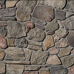 Cultured Stone Old Country Fieldstone Chard