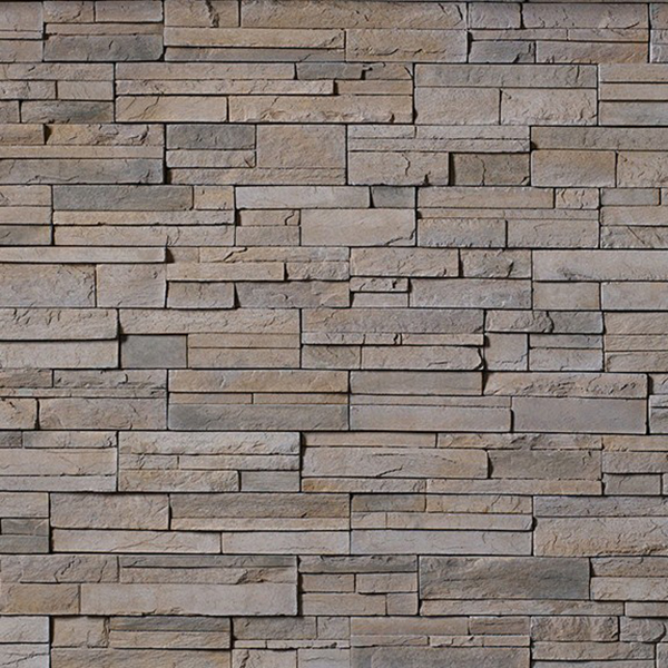 Cultured Stone Pro-Fit Ledgestone- Shale