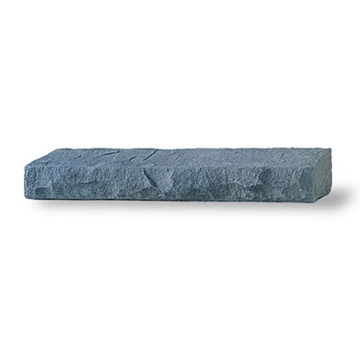 Cultured Stone Sill Water Table Gray