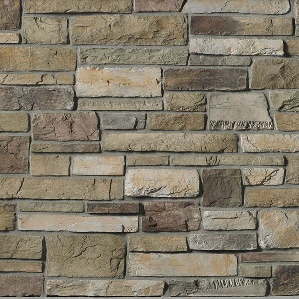 Cultured Stone Country Ledgestone-Bucks County