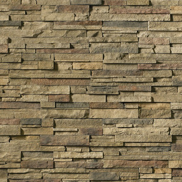 Cultured Stone Pro-Fit Alpine Ledgestone-Chardonnay