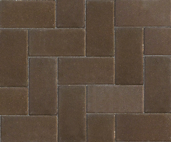 Holland Pavers Premier Brown