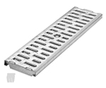 ACO Slotted Galvanized Steel Grate, 31541