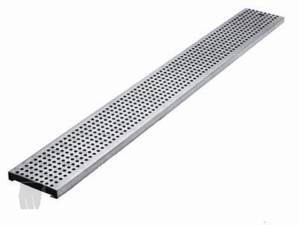 ACO Perforated Galvanized Steel Grate, 98905