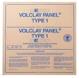 Cetco Volclay Panel Type I