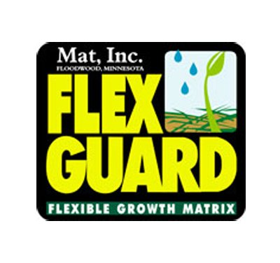 Flex Guard hydromulch