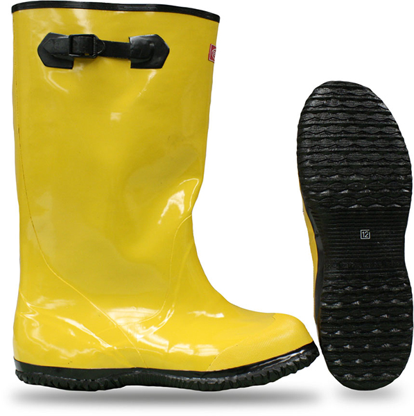 "Boss 17"" Rubber Overshoe Boot"