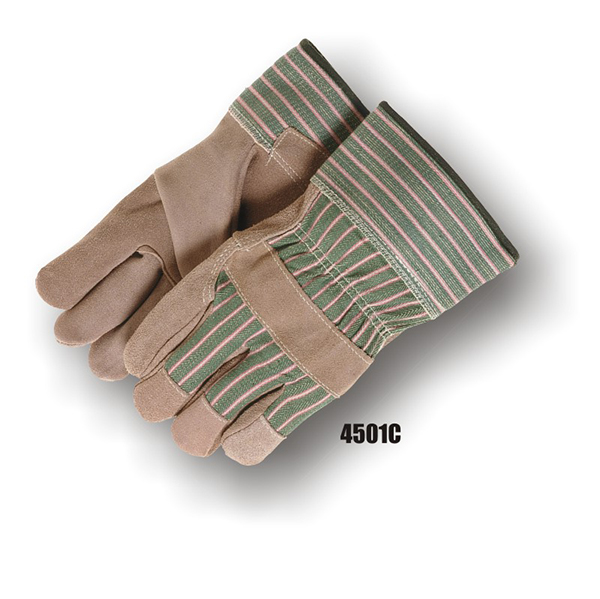Split Cowhide Palm Gloves