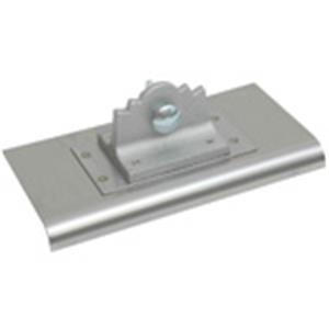 10x6 Stainless Steal 2-Way Walking Edger; 3/8R, 1/2L