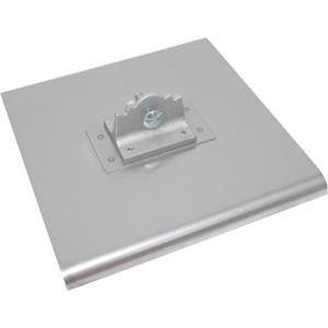 10x10 Stainless Steal 2-Way Walking Edger; 1/2R, 5/8L