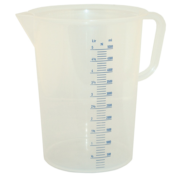 5 Qt. Measuring Pitcher