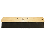 """24"""" Wood Concrete Finish Broom w/out Handle"""