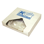 Clear Disposable Grout Bags