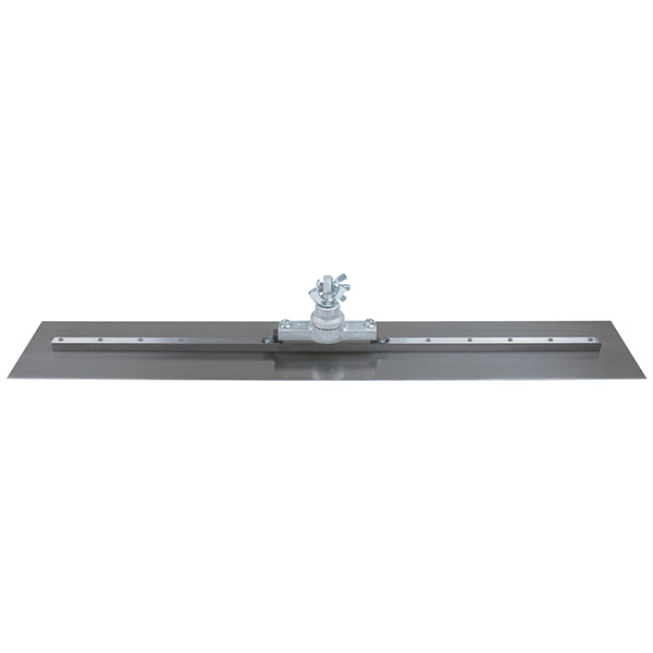 "48""x5"" Square End Fresno w/All Angle Bracket"