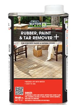 Gator Clean Rubber, Paint, and Tar Remover 1 Quart