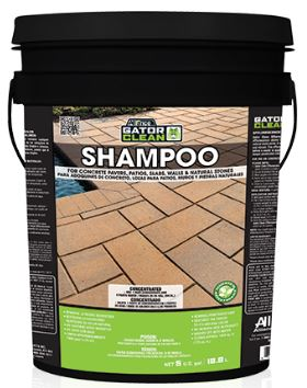 Gator Clean Shampoo 5 Gallon