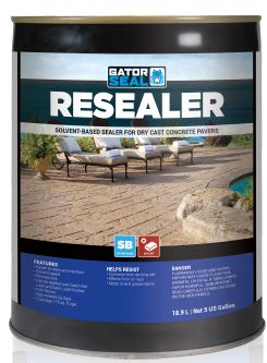 Gator Seal Resealer 5 Gallon