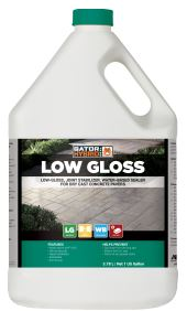 Gator Hybrid Seal Low Gloss 1 Gallon