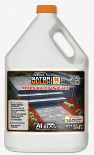 Gator Mulch Bond 1 Gallon