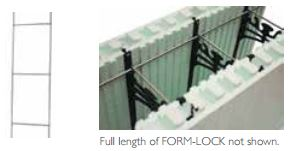 Nudura Form Lock