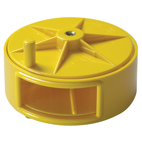 Platic Yello Tie Wire Reel