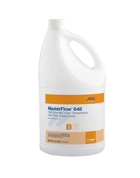 BASF MasterFlow® 648 PTB Part B, 1 Gallon