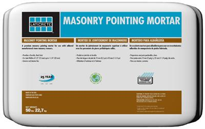 Laticrete Masonry Pointing Mortar