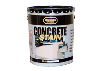 Increte Concrete Stain