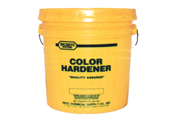 Increte Color Hardener