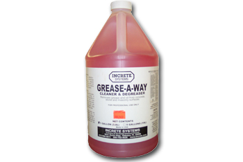 Increte Grease-A-Way