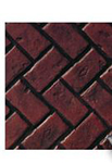 Increte Herringbone Used Brick