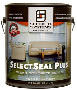 Pail of Scofield SelectSeal Plus