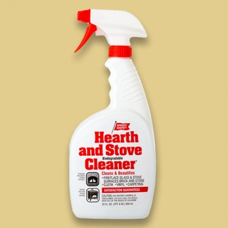 Speedy White Glass Cleaner, 22 Oz
