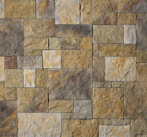 Cultured Stone Bucks County- European Castle Stone