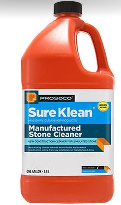 SureKlean Manufactured Stone Cleaner 1 Gallon