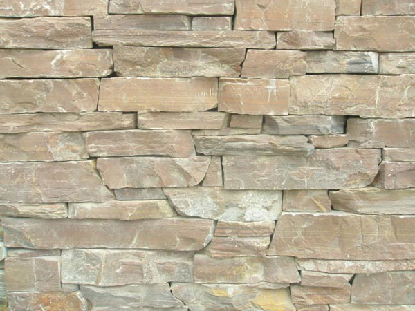 BW Natural Stone Raton Ridge Thin Flat