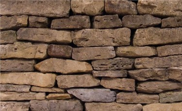 BW Natural Thin Stone, Flat, Bulk, Weathered Field Ledge
