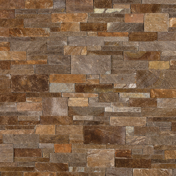 Walnut Tailored Ledgestone