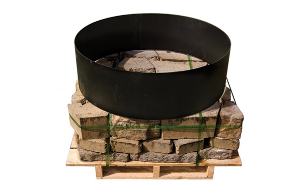 Round Fire Ring